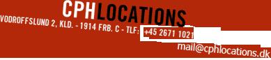 CPH Locations Info
